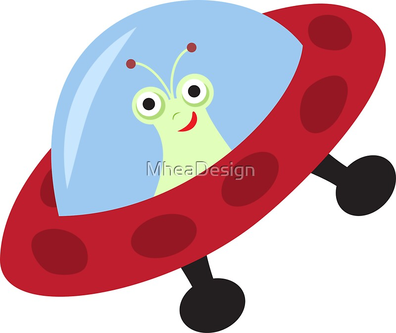 cute space ship - photo #1