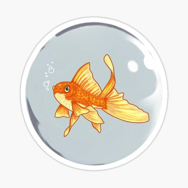 The Adventure Zone - Steven the Goldfish Sticker