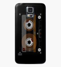 Retro Music Cassette Tape Case/Skin for Samsung Galaxy