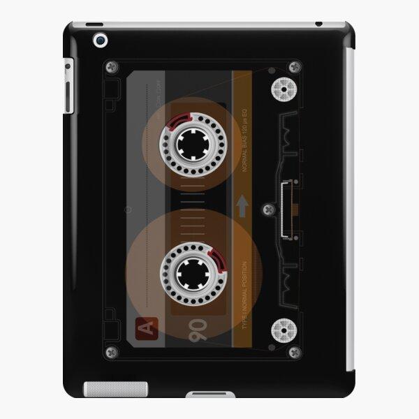 Retro Music Cassette Tape iPad Snap Case
