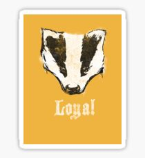 Loyal Sticker