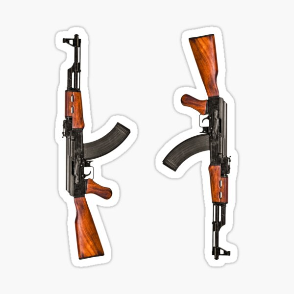 AK47 Sticker Set Sticker