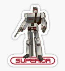 Superior Sticker Sticker