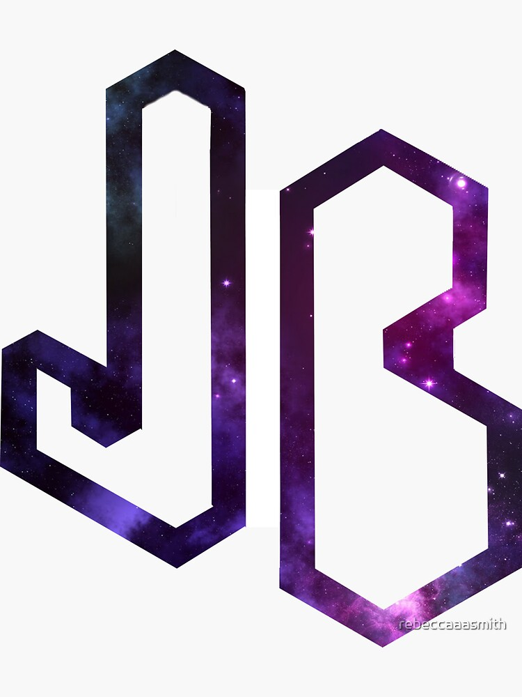 Galaxy Jonas Brothers Logo by rebeccaaasmith