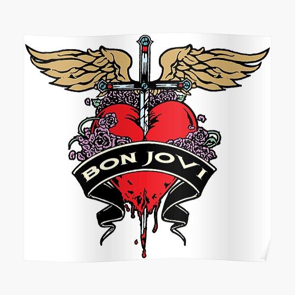 Bon Jovi Póster