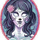 Sugar skull girl by swinku