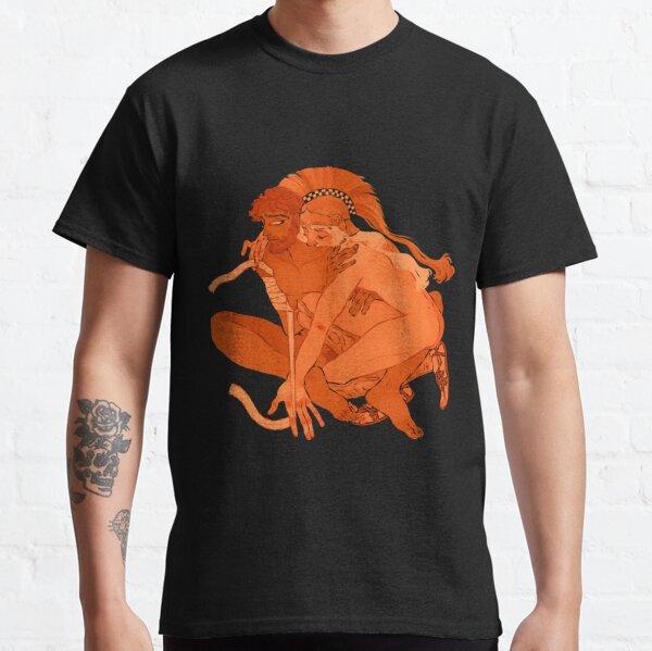Achilles and Patroclus Classic T-Shirt