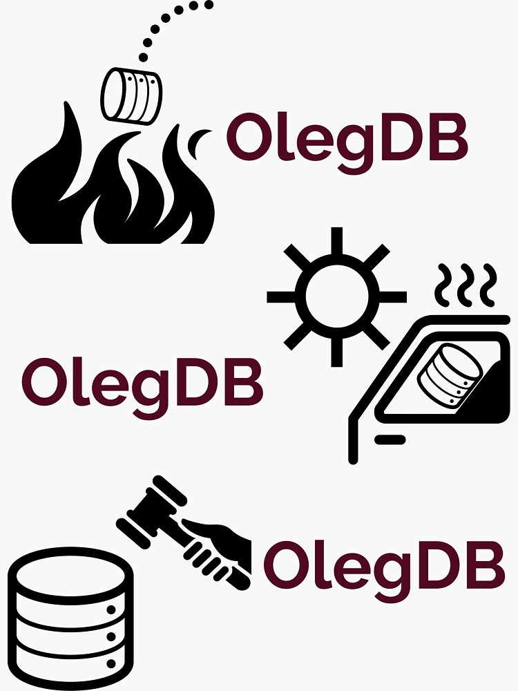 OlegDB Graphics by qpfiffer