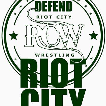 Defend the City 0 by GUNHOUND