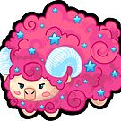Sheep - Bubblegum by mechbunnies