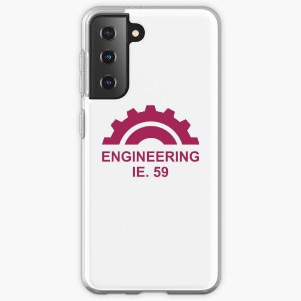 Camisa de ingeniería SOTUS Funda blanda para Samsung Galaxy