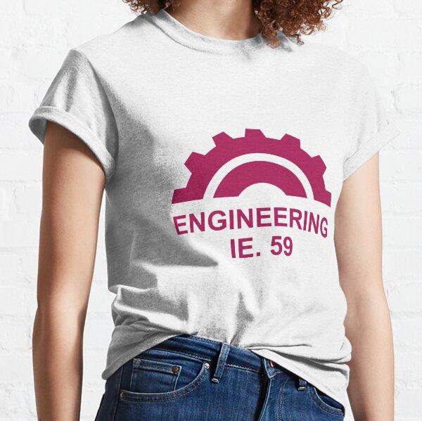 Camisa de ingeniería SOTUS Camiseta clásica