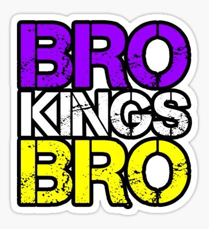 BRO Team BRO Sticker Sticker