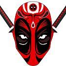 Kabuki Pool by Kannaya