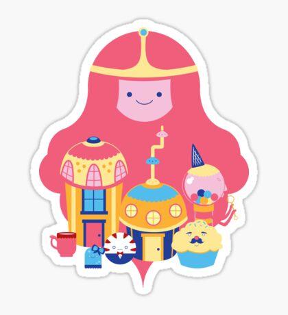 Candy Kingdom Sticker