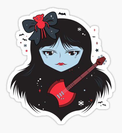 Kawaii Marceline Sticker