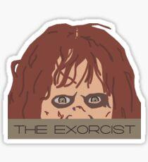 Linda Blair, The Exorcist Sticker