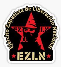 EZLN Zapatistas Sticker Sticker