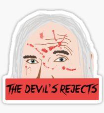 Bill Moseley, Otis Driftwood/ Firefly- The Devil's Rejects Sticker