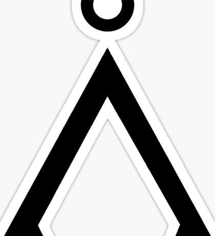 Stargate's Home Origin Symbol Sticker