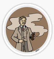 Dr. Watson Sticker
