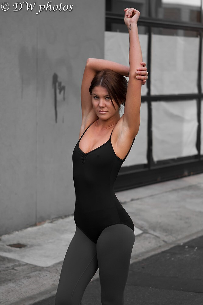 Street Dancer by D W