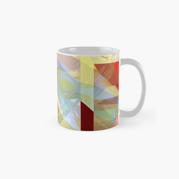Sunlight Through Curtains (intense) Classic Mug