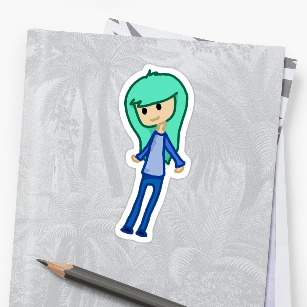 My First Sticker by barcabutts