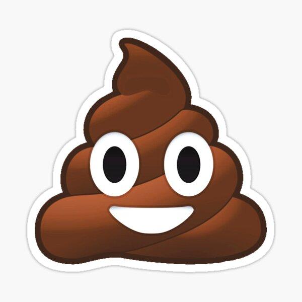 Poop Sticker