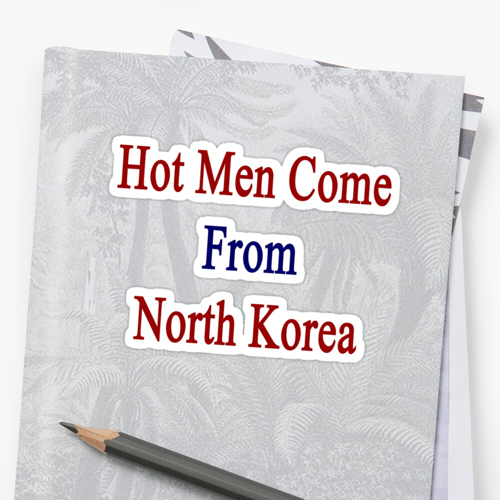 Hot Men Come From North Korea  by supernova23