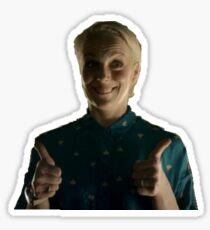 Mary Morstan Sticker Sticker