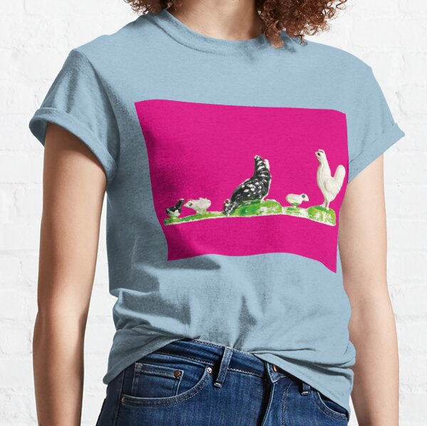 PLASTIC FANTASTIC: Chickens Classic T-Shirt