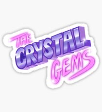 We Are The Crystal Gems Sticker