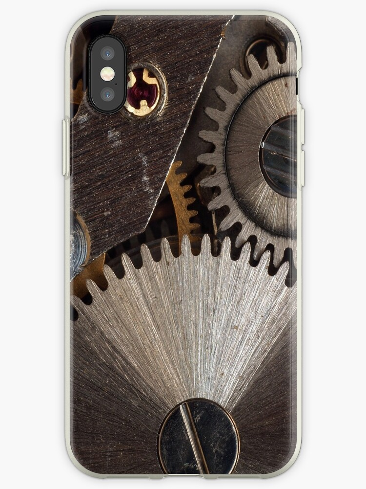 Gears iPhone 4/4s Case by jesse421