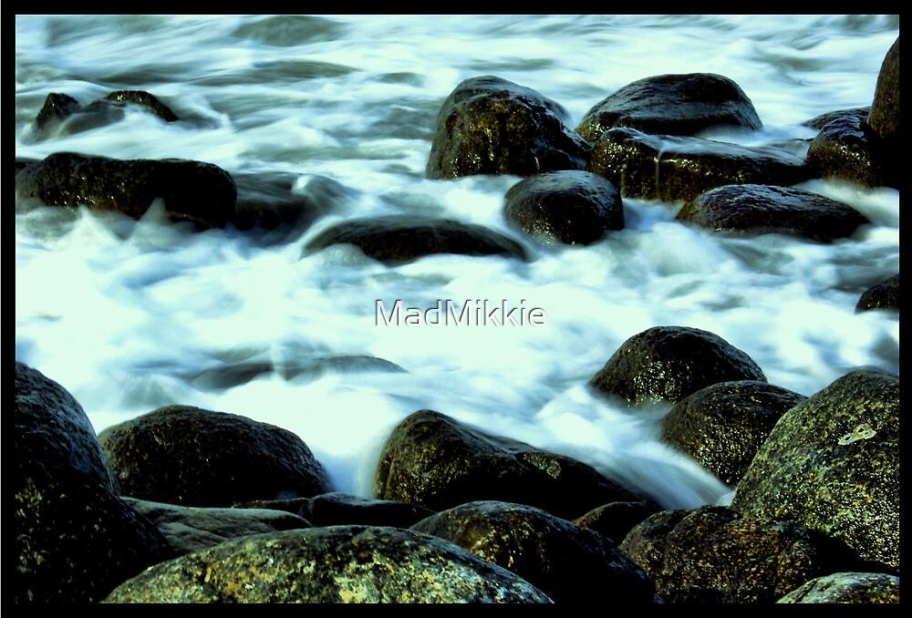 Beginning - Water Dance by MadMikkie