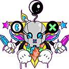 Skull Boomer by swiftyspade