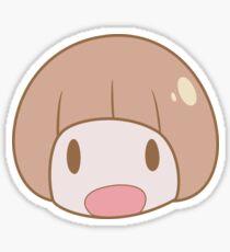 Mako Mankanshoku Sticker