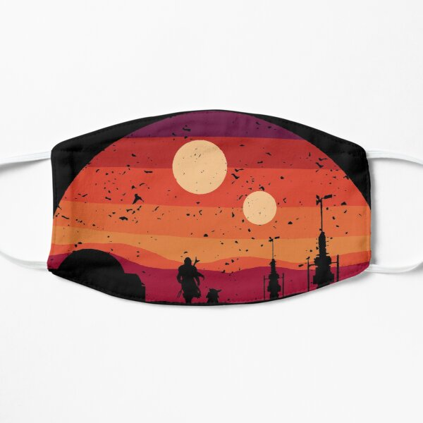 TATOOINE RETRO CLAN TWO Mask