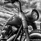 Old School Ride by peter donnan