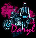 Daryl Drive - sticker by Ryleh-Mason
