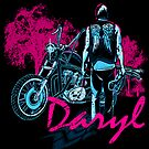 Daryl Drive - sticker by Ryleh-Mason