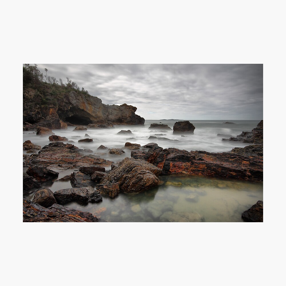 Mystery Bay, NSW Photographic Print