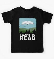 I Want to Read Kids Clothes
