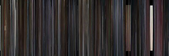 Moviebarcode: Scott Pilgrim vs. the World (2010) by moviebarcode