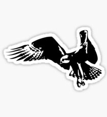 Bird of Prey Sticker