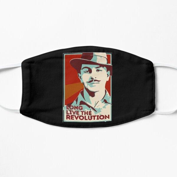 Shaheed Bhagat Singh Revolution Flat Mask