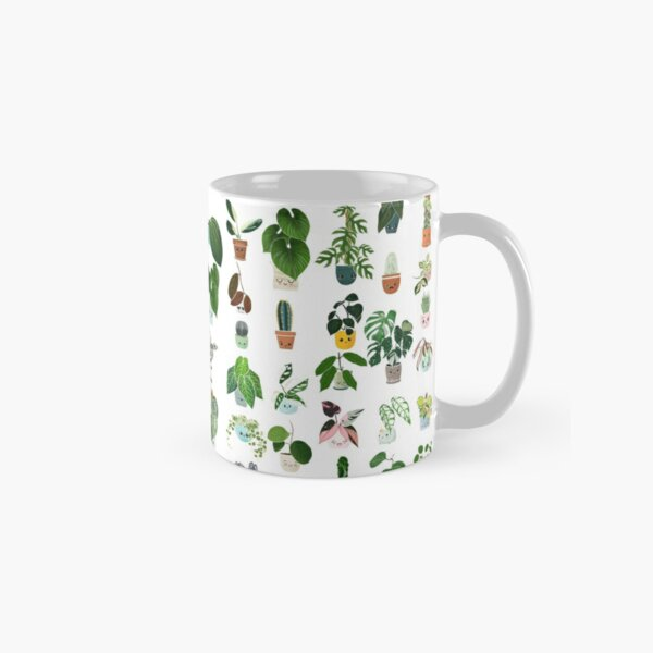 Plant Lovers Collection  Classic Mug