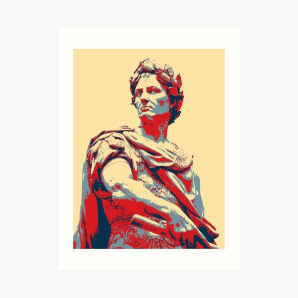 Wandbilder Julius Caesar Redbubble