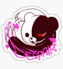 Dangan Ronpa Monobear Sticker