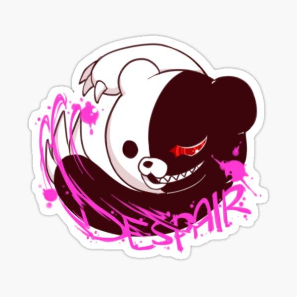 Dangan Ronpa Monobear Sticker